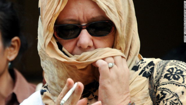 Indonesia sentences British woman to death for drug smuggling