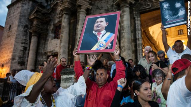 Hugo Chávez se recupera gradualmente, según ministro venezolano