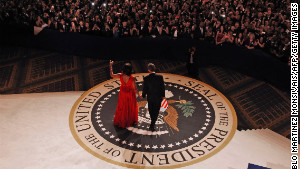 Photos: Best of Inauguration 2013
