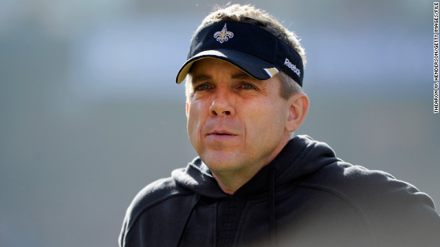NFL reinstates Saints&#039; Payton after yearlong suspension