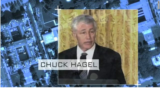New ads from anti-Hagel group sound alarm bells