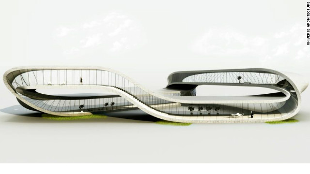 Un arquitecto construirá una casa con la ayuda de una impresora 3D