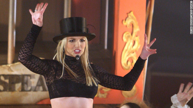 "Britney Spears has been known to lip-sync in order to keep up with her intricate and fast-paced dance routines. The pop star got caught in the act on her ""Circus"" tour in 2009."
