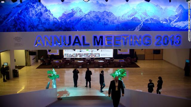 La cumbre de 2013 en Davos: ¿año nuevo, viejos problemas?