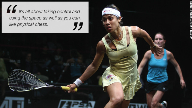 Nicol David: Malaysia\'s squash icon 