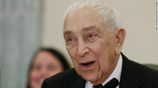Lautenberg won't seek re-election in 2014