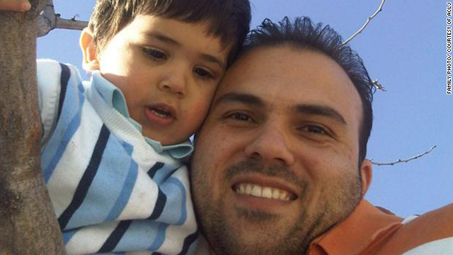 Group: U.S. pastor's family was told he has been moved within Iranian prison