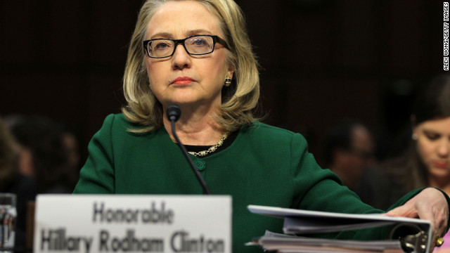 Clinton&#039;s prepared remarks for congressional hearing on Libya