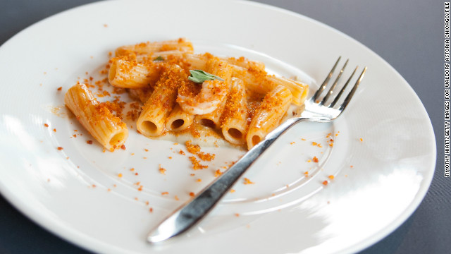 "Pasta is another staple food for many athletes. ""Educating people on long-term dietary habits often depends upon how bad they felt before,"" says Everard. ""The worse you were, the more willing you are to make the change. Athletes are disciplined and often do whatever is required of them to improve physically, mentally and emotionally for their sport. I try to teach the 80/20 principle: 80% good 20% bad. Once the underlying causes of gluten intolerance has been corrected, most patients can consume it again in some form or another.""<!-- --> </br>"