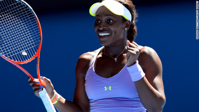 Photos: Sloane Stephens, rising star