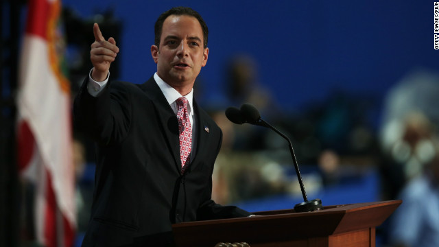 "Priebus: Romney was vulnerable like a ""duck on the pond"""