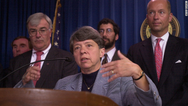 Obama to tap Mary Jo White as SEC chairman