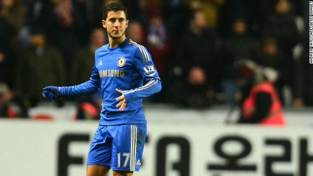 Chelsea star apologizes for kicking ball boy