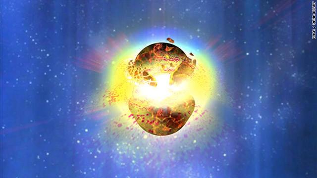 Una explosión espacial pudo haber golpeado a la Tierra en el siglo VIII