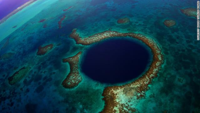 ¿Qué mató a los mayas? el Agujero Azul de Belize tiene la clave