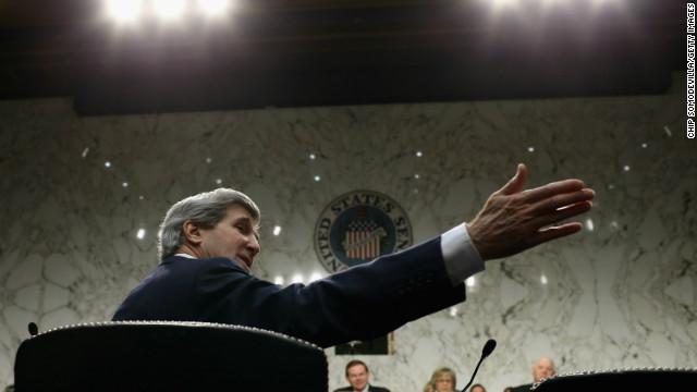 John Kerry a favor de una relación bilateral más activa con México