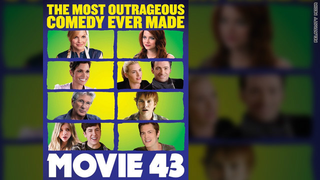 How &#039;Movie 43&#039; landed all those A-list stars