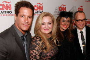 Fiesta de lanzamiento de CNN Latino