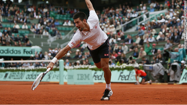 Djokovic says 2012 was more successful from a psychological standpoint than his triple grand slam year of 2011. He clearly relishes the pressure of tight situations, as demonstrated in his quarterfinal match against Jo-Wilfried Tsonga at the French Open last year. The Serb saved four match points before going on to win in five sets. &quot;Pressure is a privilege,&quot; he says, &quot;because it means that you are doing something that counts. And all my life I have been dreaming to be the best in what I do and my dreams came true.&quot;