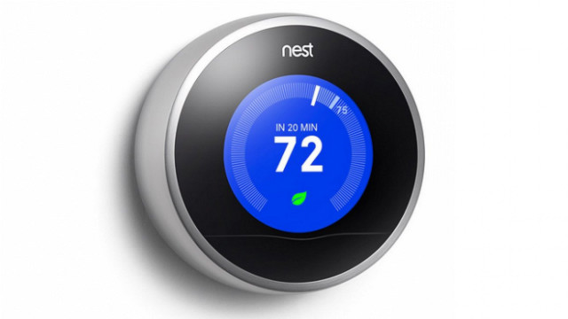 <a href='https://nest.com/' target='_blank'>Nest</a> is billed as a smart thermostat that learns from you. Over time, the easy-to-install device finds out about your domestic patterns and adjusts to maximize both comfort and energy efficiency.