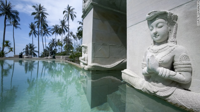 Kamalaya's Sleep Enhancement Program offers one of the world's more peaceful ways to recharge.