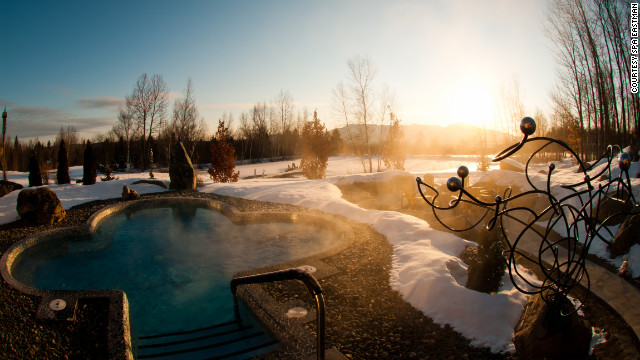 Spa Eastman is one of Canada's top spas and also one its more affordable.