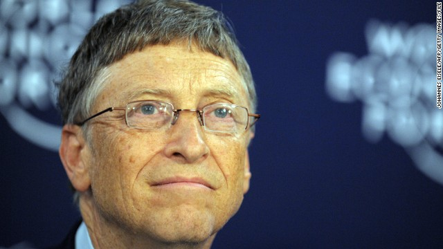 Microsoft co-founder turned global philanthropist Bill Gates is offering a grant to design a better condom to combat AIDS.
