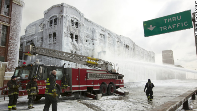 > Jan 25 - Brutal cold weather hits eastern U.S. - Photo posted in BX Daily Bugle - news and headlines | Sign in and leave a comment below!