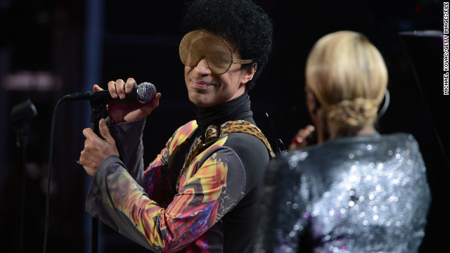 Prince to receive Billboard Icon award