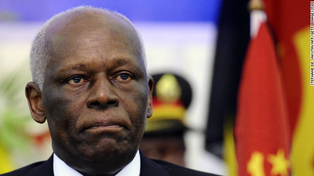 Angola matters to U.S. So what's the problem?