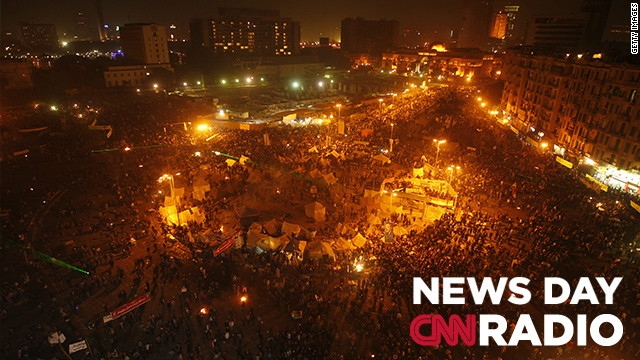 CNN Radio News Day: January 25, 2013