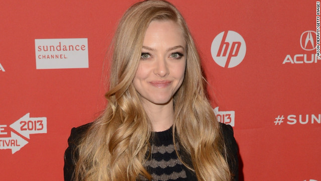 Amanda Seyfried thinks of 'Mean Girls' as her best work