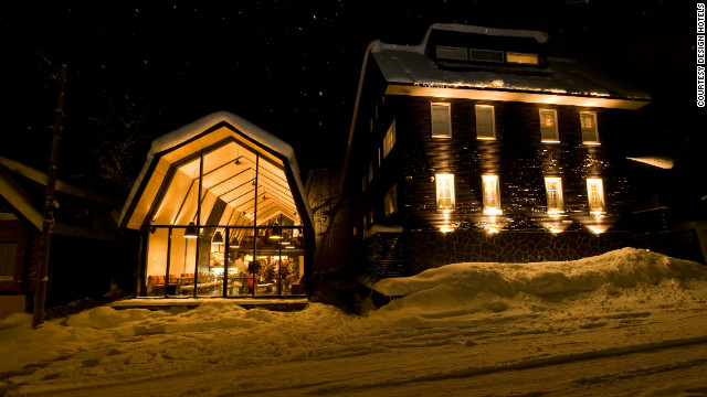 The Kimamaya Boutique Hotel opened in Niseko-Hirafu's ski region on the northernmost island of Hokkaido.