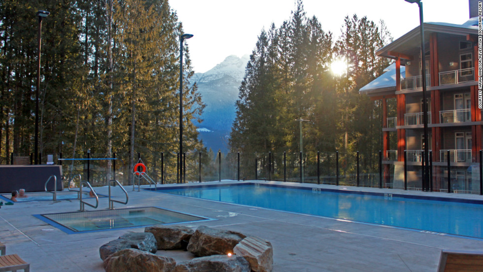 Just 6 years old, the Sutton Place Hotel at Revelstoke Mountain Resort is where all the cool kids stay. 