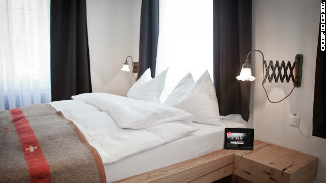 The Dom is the oldest hotel in Saas-Fee but underwent such a makeover last year that it's now arguably one of the best.