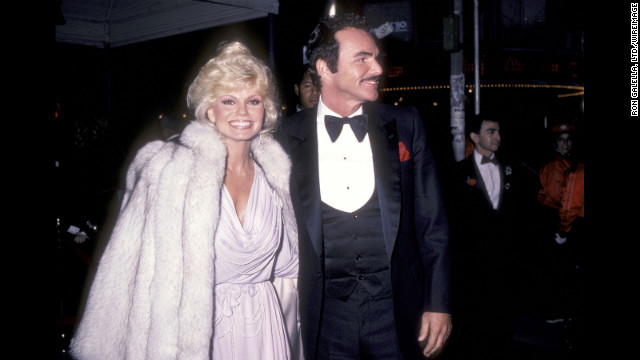 Loni Anderson attends the premiere of &quot;City Heat&quot; with Reynolds on December 5, 1984.