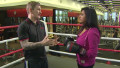 Ricky Hatton's boxing masterclass