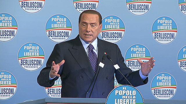 Italia elige un nuevo Parlamento con Berlusconi detrás de Bersani en las encuestas
