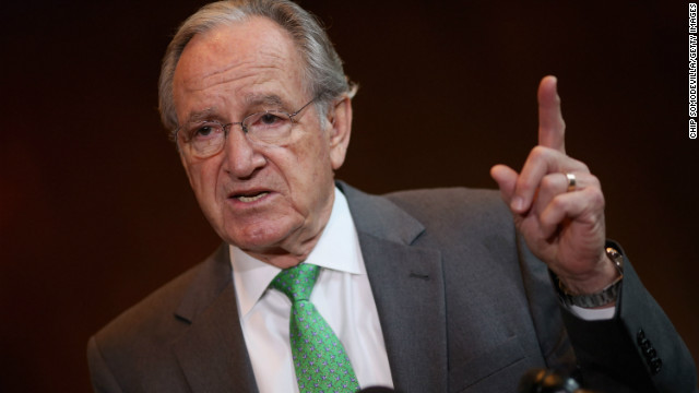 Sen. Harkin, Iowa Democrat, won't seek 6th term