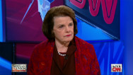 Sen. Feinstein takes on gun control