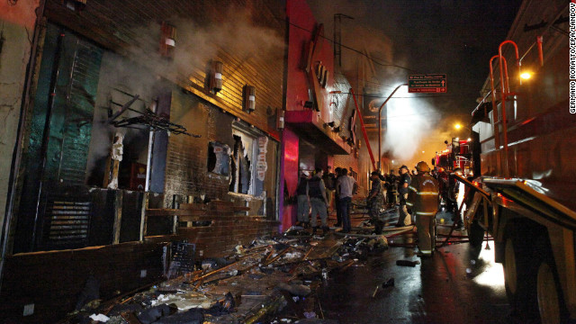 Need to Know News:  Hundreds dead in Brazil nightclub fire; Senators outline bipartisan immigration plan