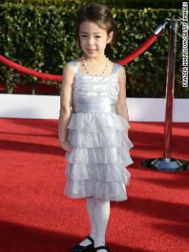 """Modern Family's"" Aubrey Anderson-Emmons"