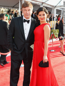  Alec Baldwin, Hilaria Thomas