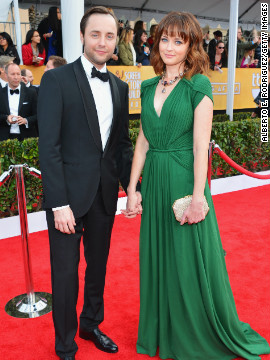 Vincent Kartheiser, Alexis Bledel
