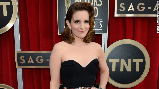 Tina Fey, Alec Baldwin take two SAGs for '30 Rock'