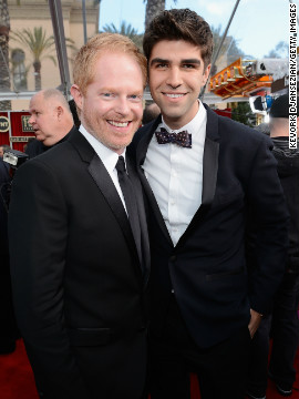 Jesse Tyler Ferguson, Justin Mikita