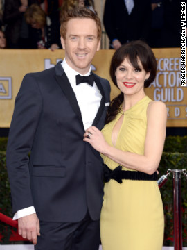 Damian Lewis, Helen McCrory