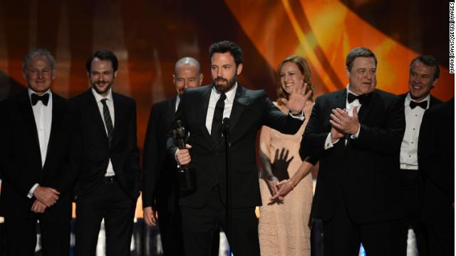 'Argo' gana en los BAFTA y sigue triunfando en la temporada de premios