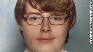 Police released this image of Matthew Allen, 18, when he disappeared from his home near Sydney in November