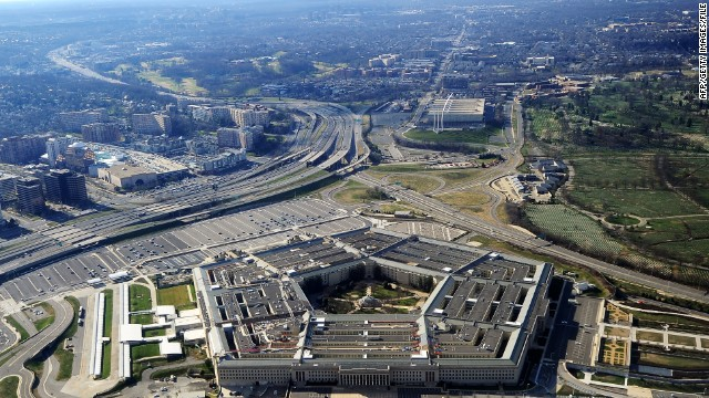 Pentagon laying off 46,000 employees